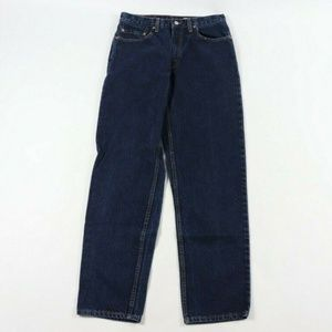 Vintage Levis 550 Relaxed Fit Denim Jeans Blue USA